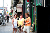 Here's a shot of the three of us in lovely Philadelphia!  (August 15, 2008)