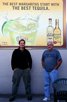 Would you want to drink tequilla with these two?  :-)(September 16, 2009)