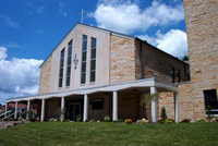 Immaculate Conception Church in Lyme Township (Bellevue), Huron County, Ohio.© Carolyn S. Murray 2006