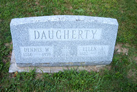 St. Mary's Cemetery Wakeman Huron County Ohio Photograph Photographs Graves Dennis Daugherty Ellen Ohara