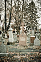 ST. THEODOSIUS CEMETERY, OLD BROOKLYN, OHIO© Carolyn S. Murray 2008