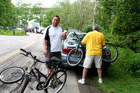 Bike Ride on the Tow Path Through the Cuyahoga Valley National Park (June 2008)