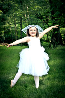 Brenna and Meredith's Dance Recital Portraits (June 2013)