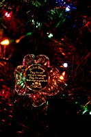 Waterford Irish Crystal Ornament Christmas