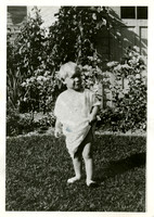 Here's one of our earliest photos of Adolph as a young boy.