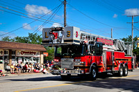 City of Parma Ohio 2014 4th of July Parade