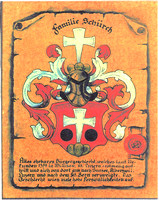 Schurch (Shirk) Family Crest