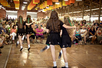 Cleveland Irish Cultural Festival 2015 Burke School of Irish Dance Berea Ohio