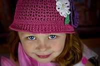 Ruthie's Daughter Crochet Hat