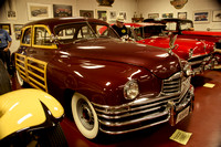 Tour of Ford & Phyllis Cauffiel Collection, Perrysburg, Ohio